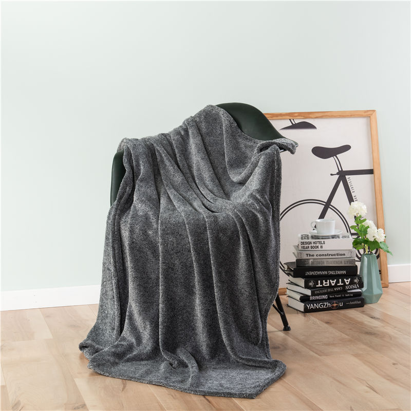 ORT3LY13 yard dyed flannel blanket (OKO BSCI)